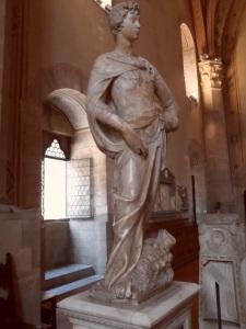 David in marmo di Donatello alias Donato di Niccolò di Betto Bardi