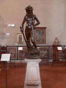 Il David di Donatello alias Donato di Niccolò di Betto Bardi