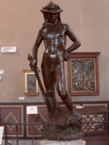 Il David di Donatello alias Donato di Niccolò di Betto Bardi