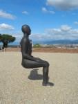 Antony Mark David Gormley - scultore - 26; sospesi in più modi...