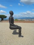 Antony Mark David Gormley - scultore - 26; sospesi in più modi...