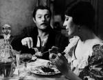 Ferdinando (Marcello Mastroianni) con la moglie Rosalia
