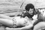 Ferdinando (Marcello Mastroianni) con la 'bella' Angela