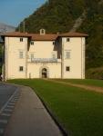 Palazzo Medici Seravezza di Lucca Italia