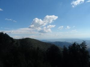 Paesaggio presso Sant'Anna di Stazzema (Lucca) - Toscana  -