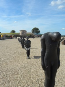 Gormley sculptor and life's challenges