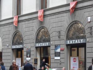 EATALY ; eat + Italy