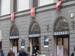 EATALY ; eat + Italy