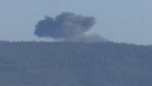 Су-24 Фехтовальщик Turchia Siria novembre 2015