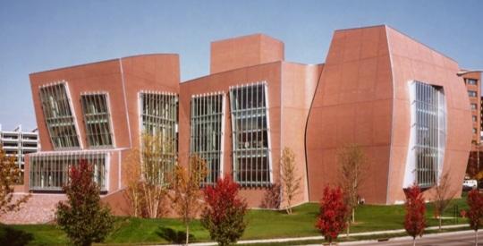 Frank O Gehry, alias Goldberg; ...alla esplosione del volume. Inutile dire :' cerchiamo di essere seri', quest'ultima parola è stata cancellata da ogni dizionario.