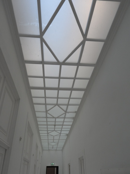 interno museo Museu Nacional de Arte Contemporânea do Chiado MNAC  Lisbon