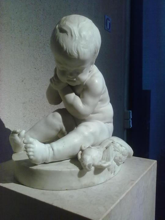 J B Pigalle marmo; un bel lavoro di Pigalle