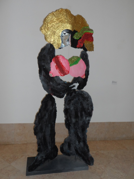 Josè de Gulmaraes  Opera Museu Nacional de Arte Contemporânea do Chiado MNAC  Lisbon