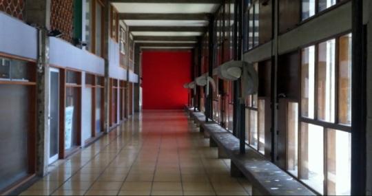 L' unité d'habitation de Marseille di Le Corbusier ; a misura d'uomo secondo Suoi calcoli...