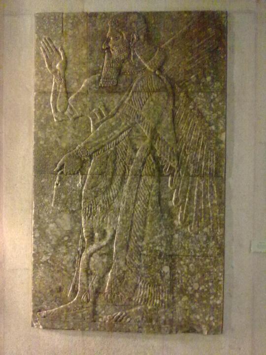 La versatilità dell'alabastro; dall'Egitto al mondo etrusco a quello assiro