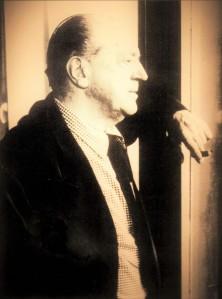 Ludwig Mies van der Rohe ,  New York 1958