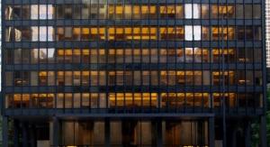 Ludwig Mies van der Rohe  ; Seagram Building New York 1958 particolare, vedi nota didascalica qui sopra.