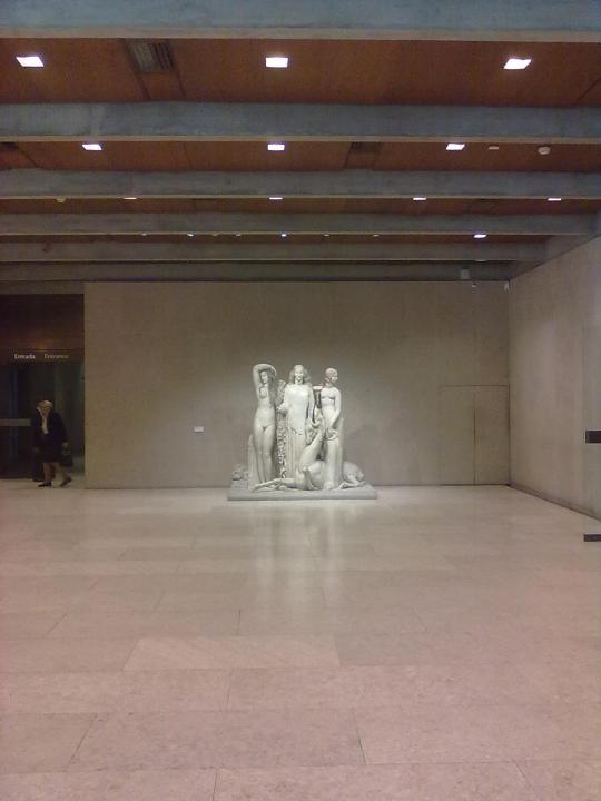 Museu Calouste Gulbenkian  interno c