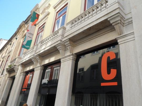 Museu Nacional de Arte Contemporânea do Chiado MNAC  Lisbon