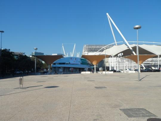 Parque das Nações Parco delle Nazioni alias l' UFO