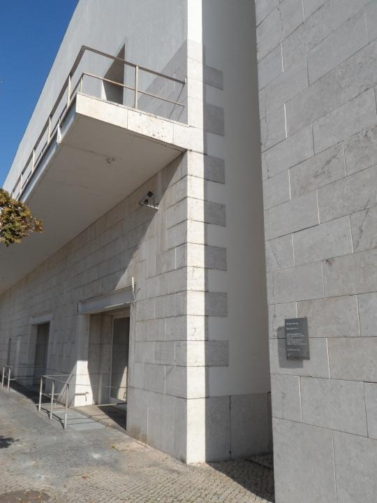 Portuguese Pavilion architect Alvaro Siza