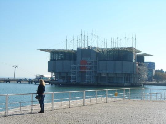 Portuguese Pavilion architect Alvaro Siza ; visione sull'atlantico