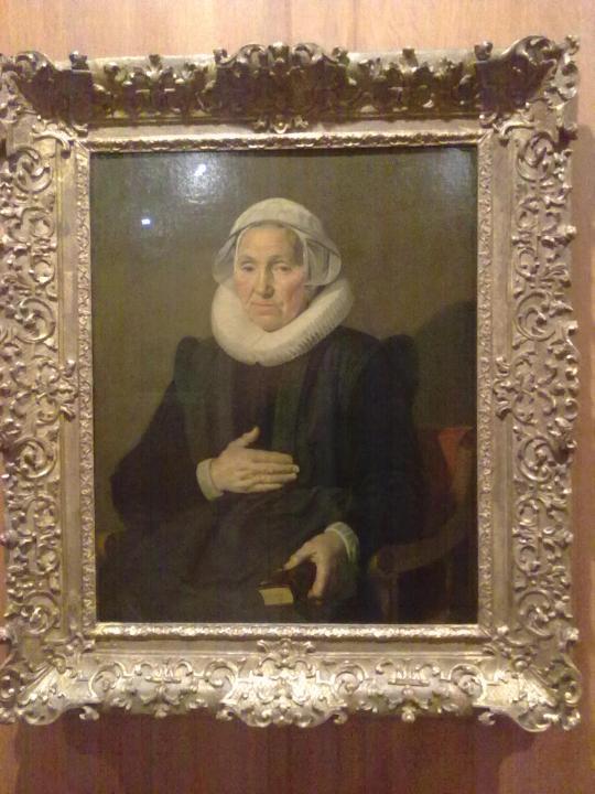 Sara A Hessix  von Frans Hals