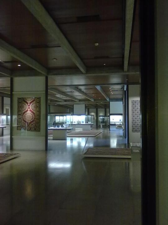 altro scorcio del museo Museu Calouste Gulbenkian
