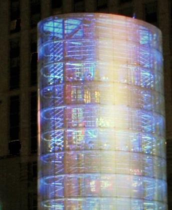 Toyo Ito . Torre del vento , Giappone .