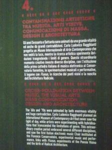 Contaminazioni artistiche Gli anni sessanta settanta; Piani programmatici di artisti associati.