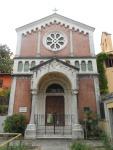 Chiesa luterana presso lungarno Torrigiani Firenze Lutherische Kirche in Lungarno Torrigiani Florenz