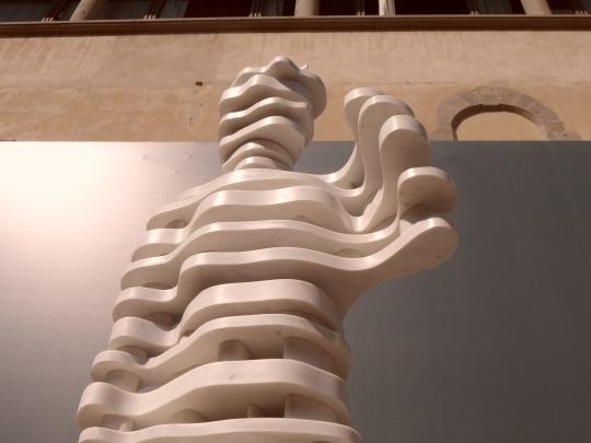 Galleria dell'Accademia               David         del terzo millennio di      Antonio Pio                 Saracino           -Firenze-