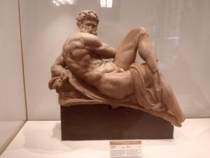 Il giorno  di Niccolò Pericoli detto il Tribolo. Museo del Bargello Firenze.