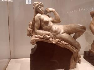 L'aurora  di Niccolò Pericoli detto il Tribolo. Museo del Bargello Firenze.