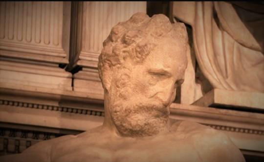Michelangelo Il crepuscolo