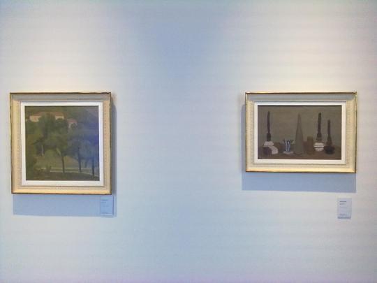 Giorgio Morandi. Museo Novecento,         Firenze