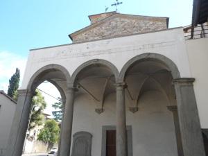 Chiesa di San Michele a San Salvi ( Firenze)