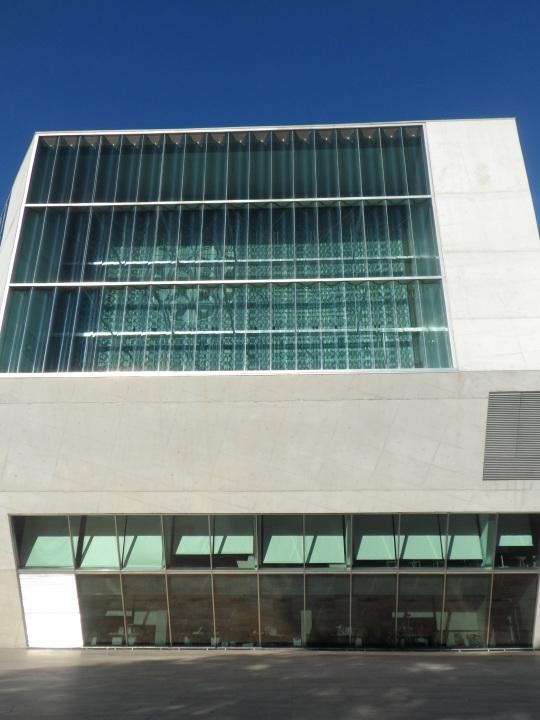Casa da Musica  by Rem Koolhaas           Porto