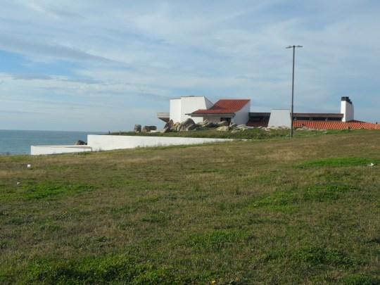 Leça da Palmeira ,Porto     casa de cha /casa da the Ora sede di un ristorante stellato ( 1 - una stella Michelin ) gestito da Rui Paula ( che ha titolato il ristorante :' BOA NOVA /BUONA NOTIZIA )