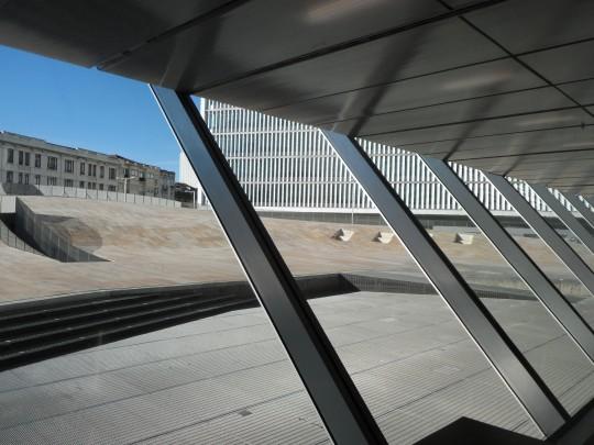 Casa da Música by architetto Rem Koolhaas interno