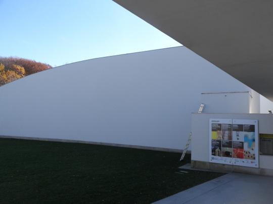 Museu de Arte Contemporânea da Fundação de Serralves Porto Portugal