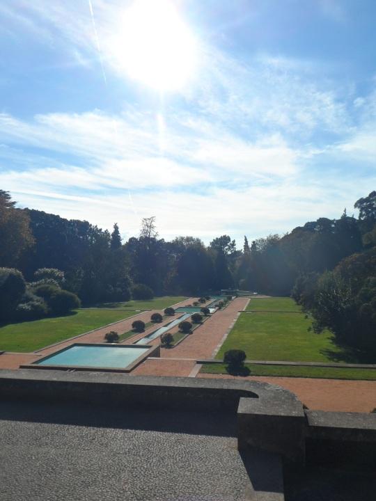 MUSEU DE CASA VILLA' O 'CASA DE SERRALVES' / 'SERRALVES VILLA'MUSEU giardino all'italiana