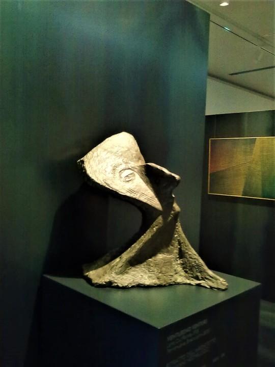 Museo Novecento di Firenze; omaggio all'architetto Giovanni Michelucci