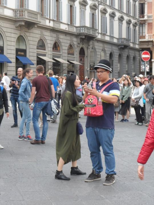 Piazza San Giovanni Firenze