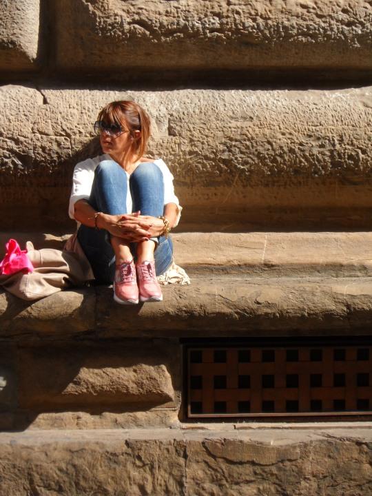 Via de' Tornabuoni Firenze