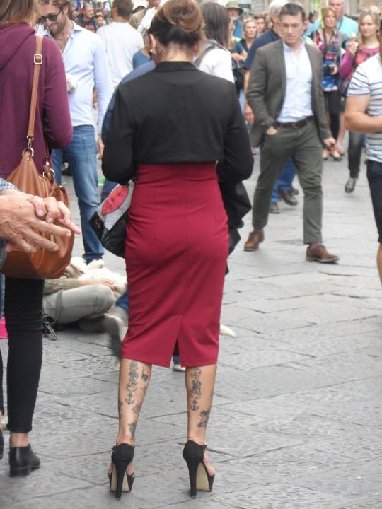 via dei Calzaiuoli Firenze