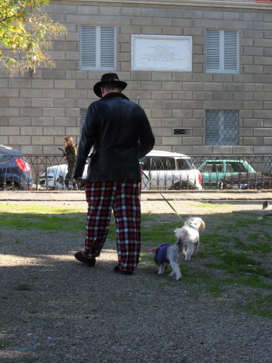 Piazza Nicola Demidoff                Firenze di nuovo :' ma1'...