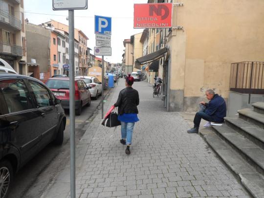 via carlo Cattaneo Pisa Tra sano realismo di provincia e... acconciature da provincialotta