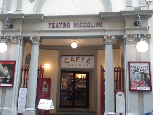 Un omaggio,  attraverso questa Opera teatrale a  Curzio Malaparte; autore molti anni or sono de:'    :' maledetti toscani' !