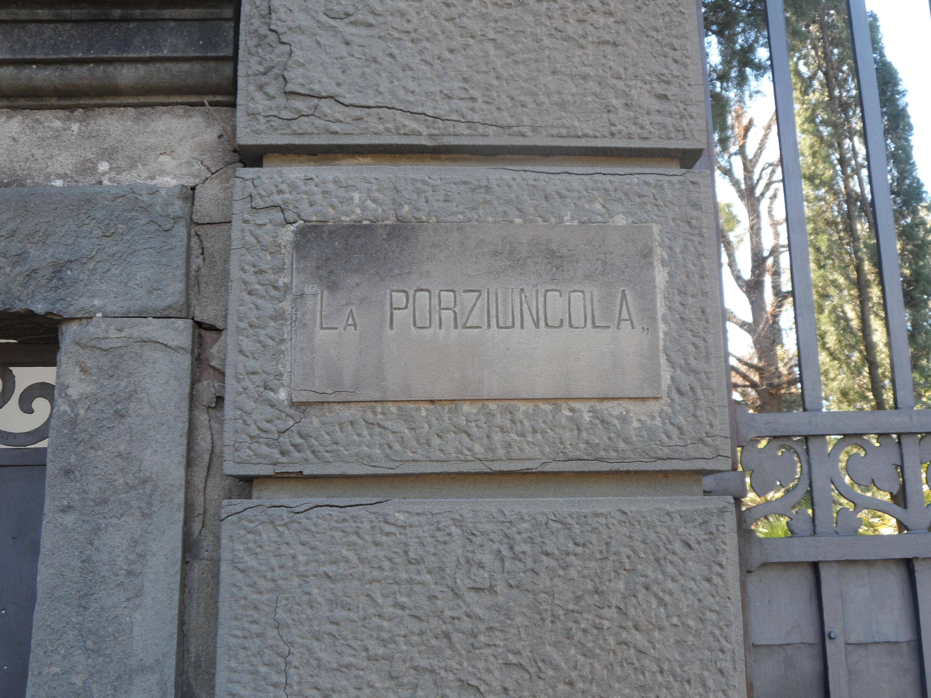 Settignano Firenze Villa La Capponcina